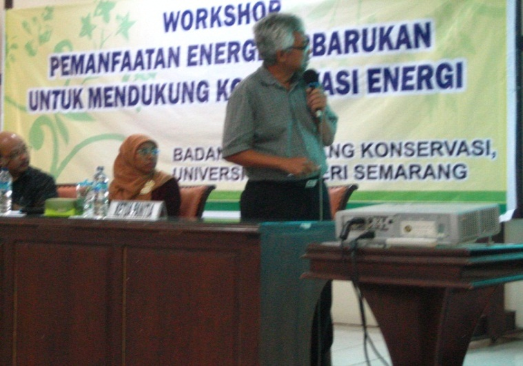 Workshop Energi Terbarukan
